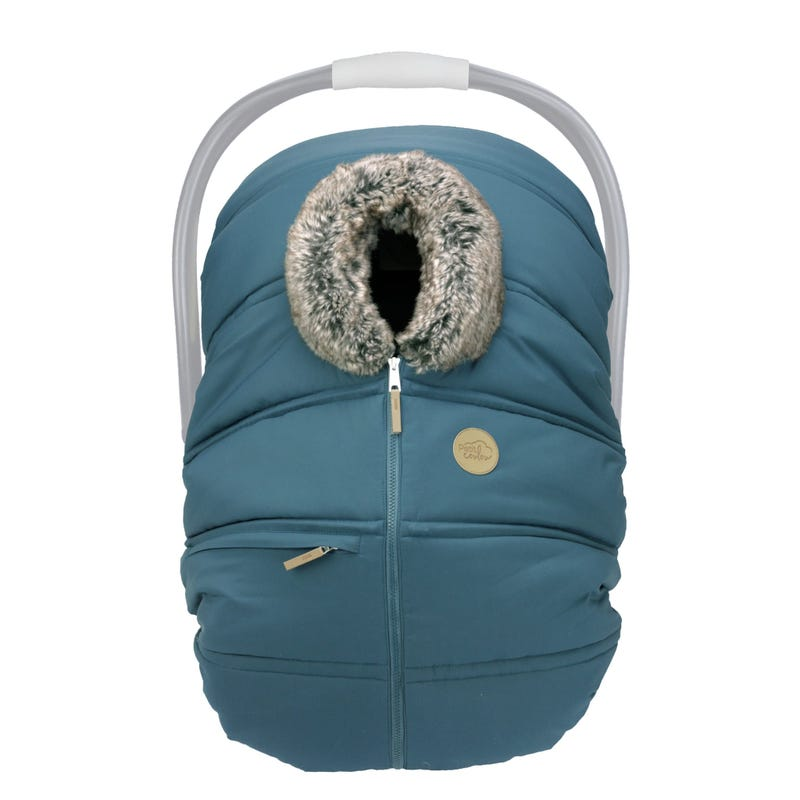 Winter Baby Car Seat Cover - Sarcelle