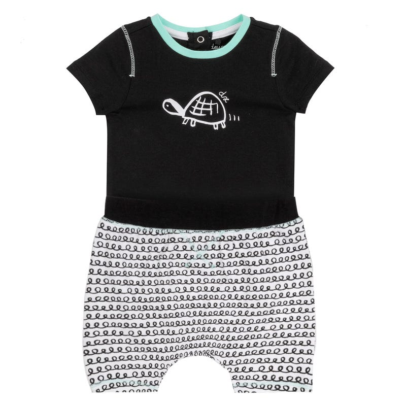 Ens Short Bebe Gate 6-24m