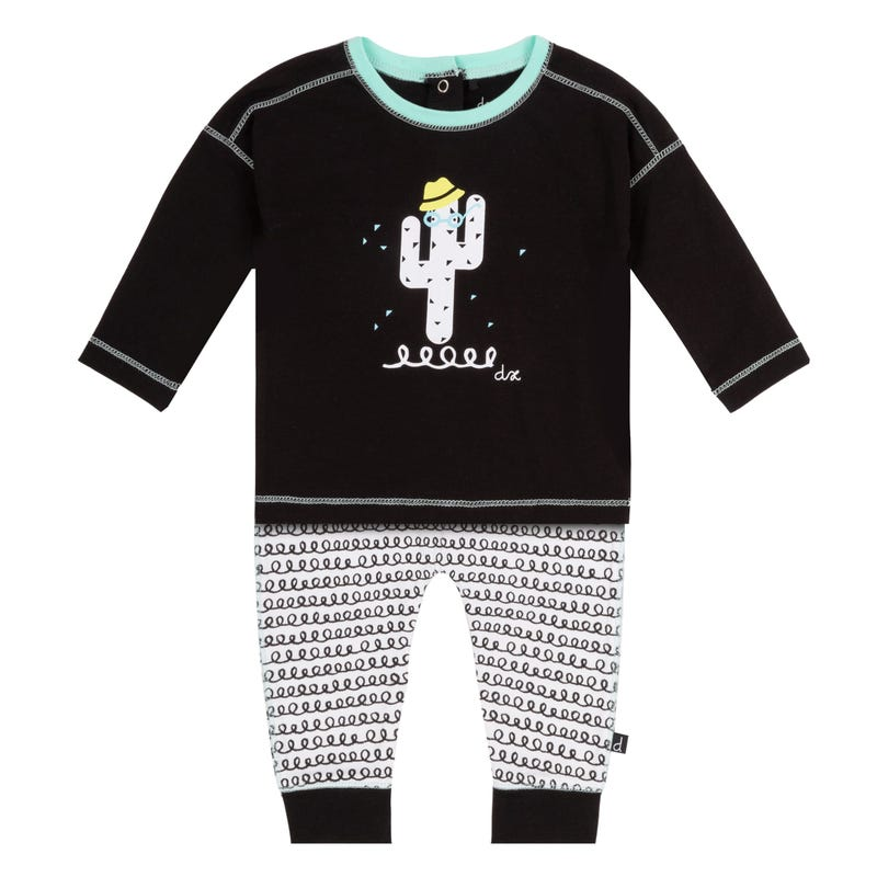 Ensemble Pantalon Bebe Gate 6-24m