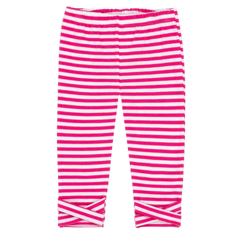 Flower Capri Legging 7-10y