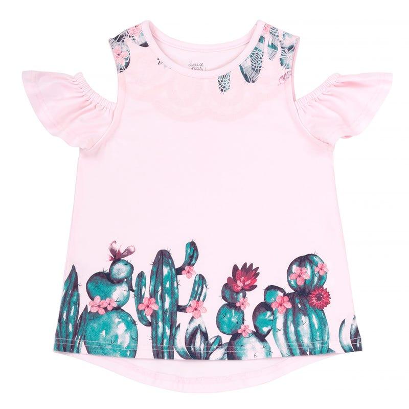 T-Shirt Cactus 7-10