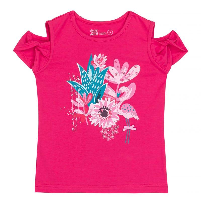 T-Shirt Cactus 3-6