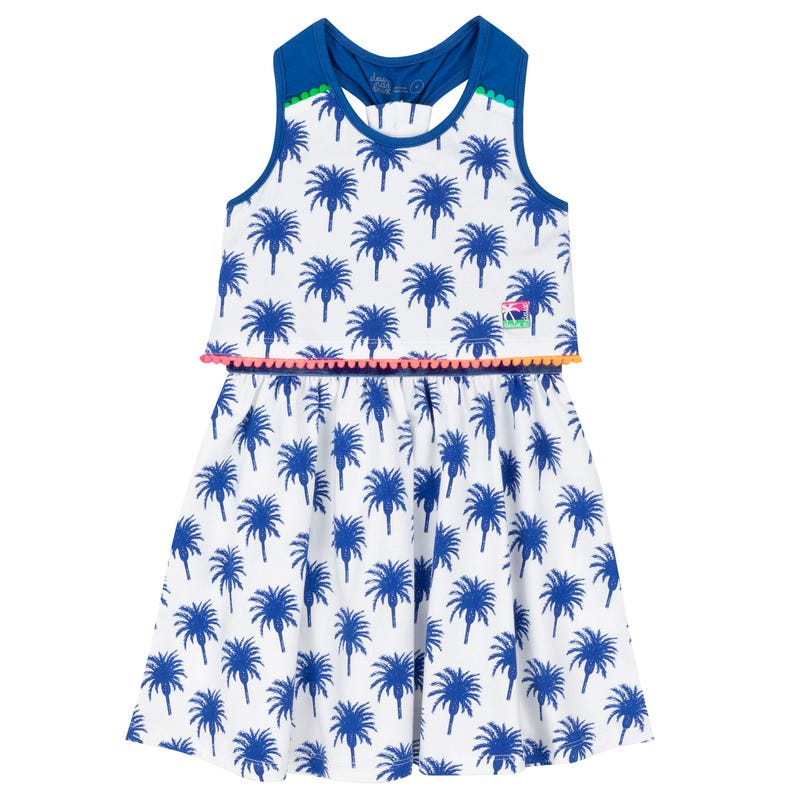 Robe Cocotiers 3-6ans