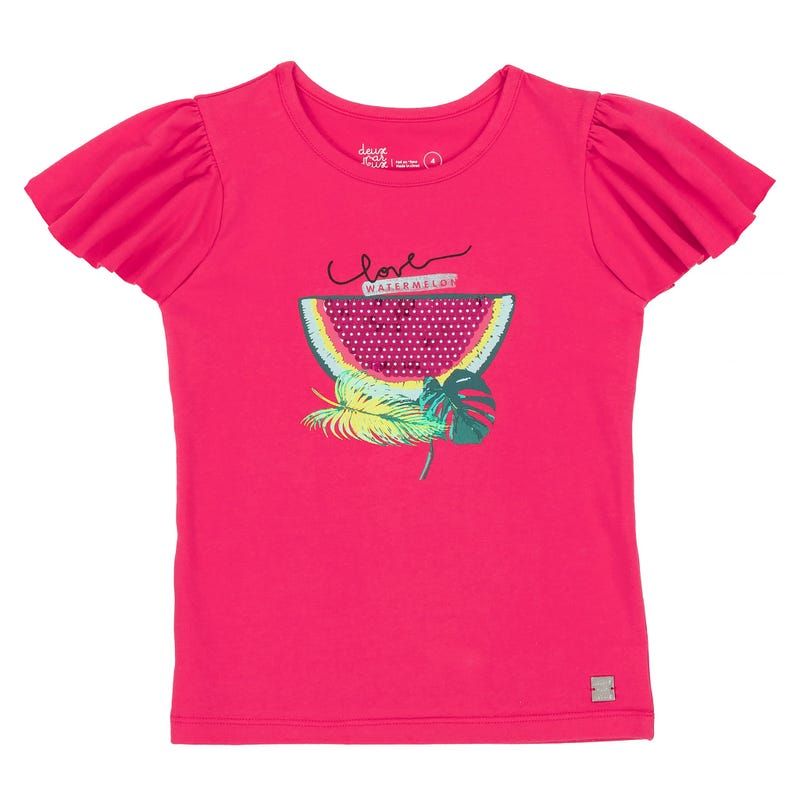 T-Shirt Perroquet 3-6