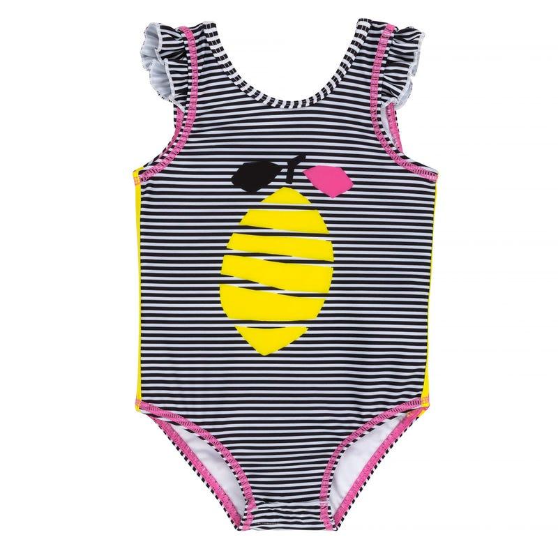 Lemon Swimsuit 2-7y