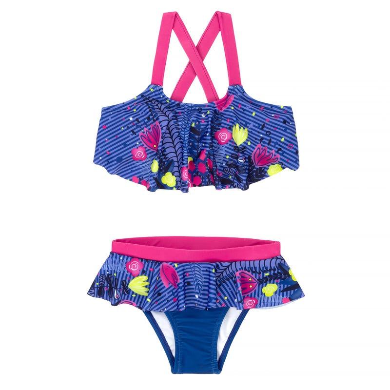 Bikini Fleur 8-14ans