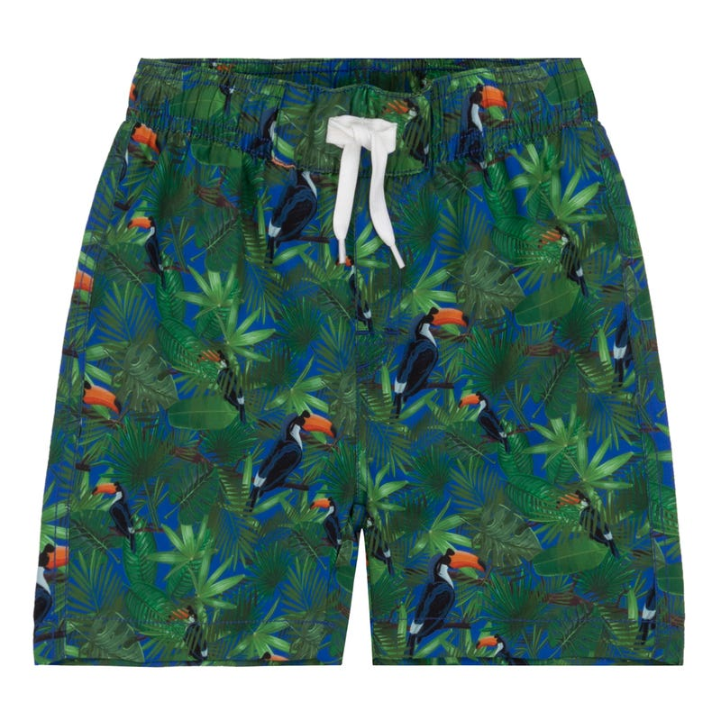 Surf Printed Boardshort 8-14y