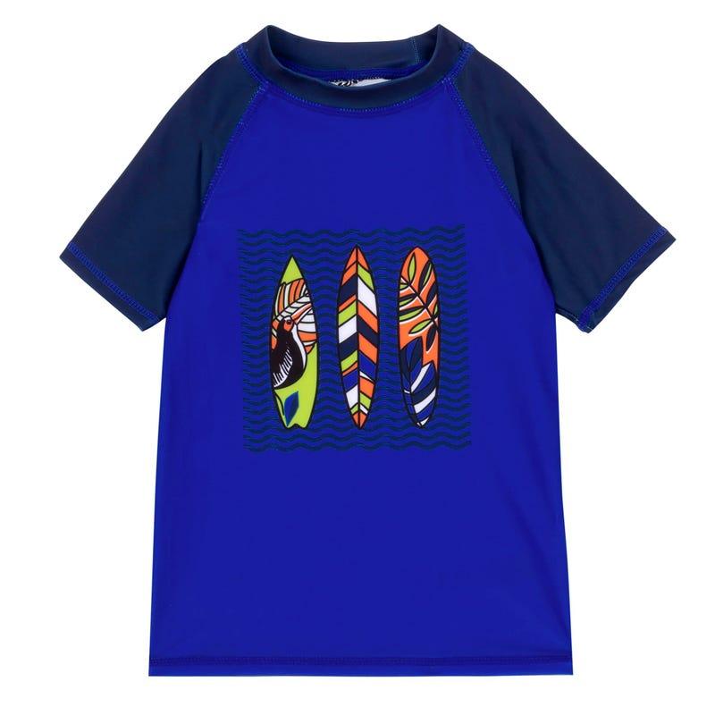 T-Shirt Maillot Surf 8-14ans