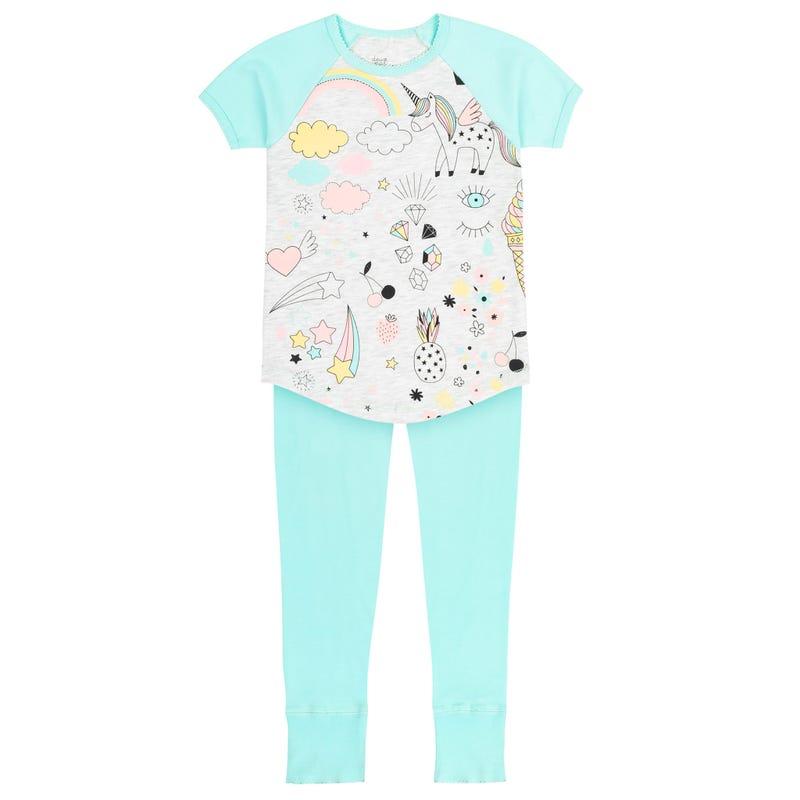 Pyjama Licorne 3-10ans