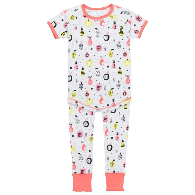 Pyjama Fruits 3-10ans