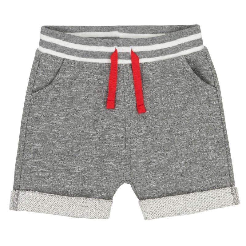 Sailor French Terry Short 3-6y