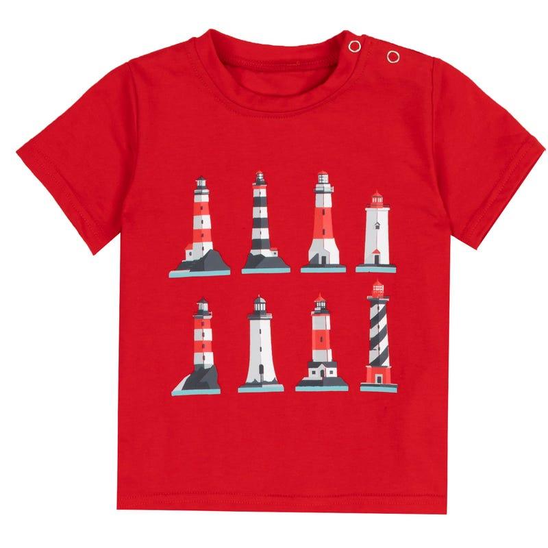 Sailor Light T-Shirt 12-24m