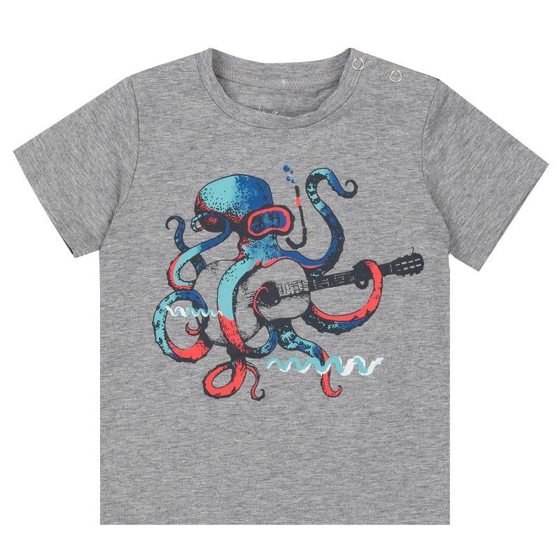 Sailor Sloth T-Shirt 3-6y