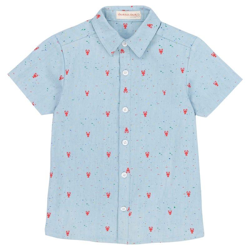 cc7de740 Oh Boy Shirt 3-6y