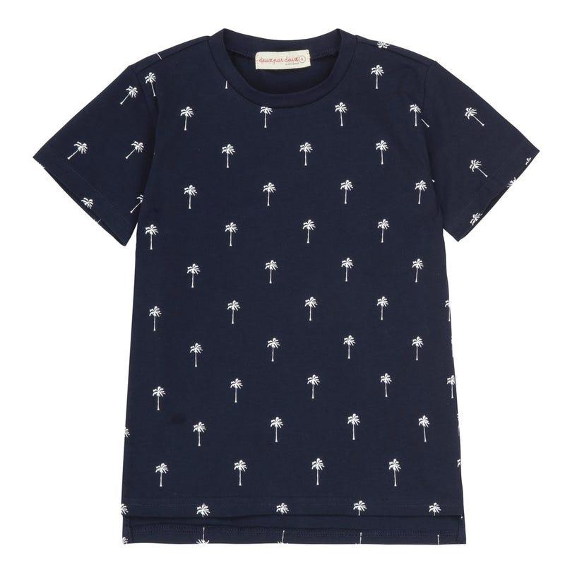 T-Shirt Palmier Oh Boy 3-6ans