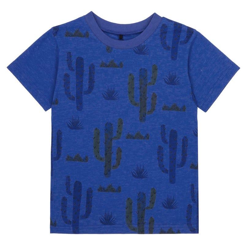 T-Shirt Cactus Oh Boy 3-6ans