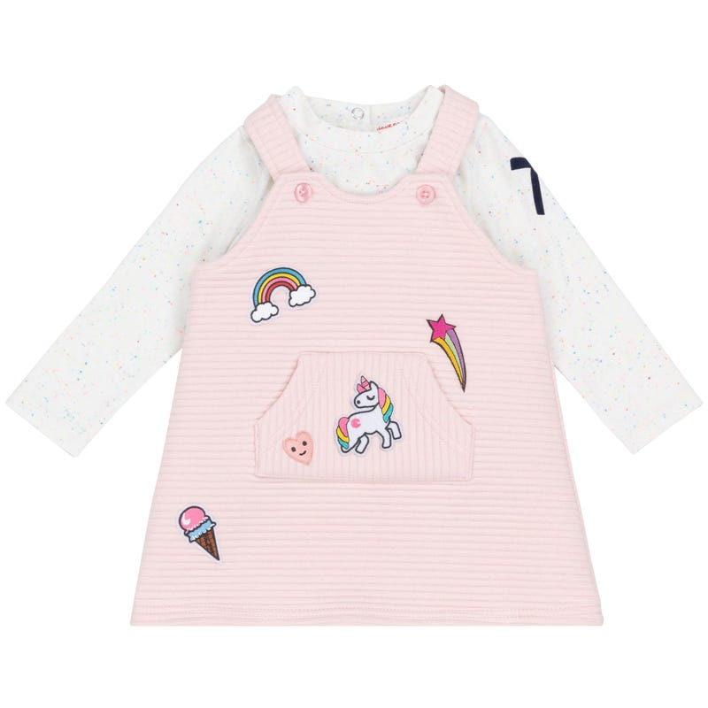Unicorn Jumper Set 12-24m