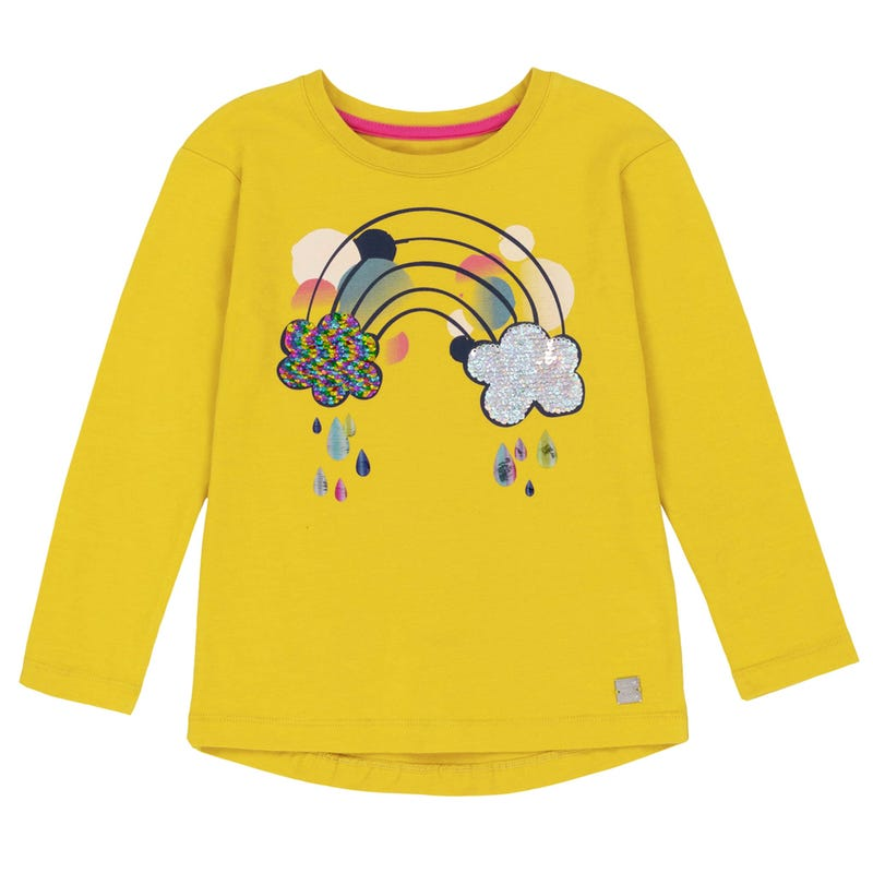 Unicorn Long Sleeves T-Shirt 3-6y