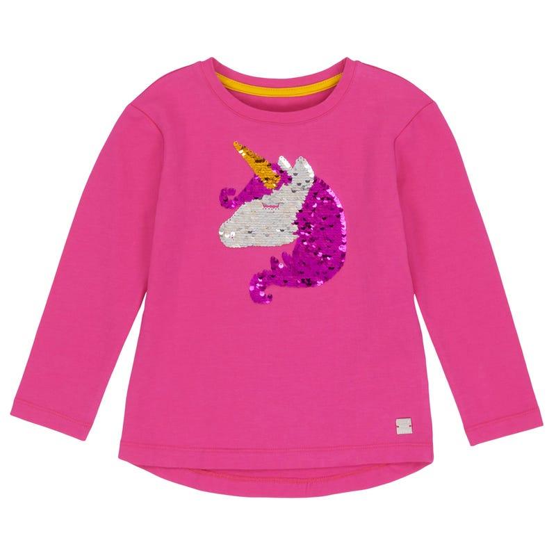 Unicorn T-shirt 7-12