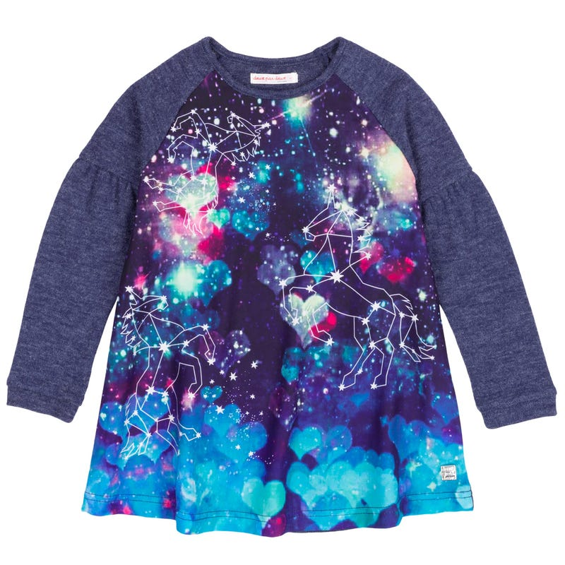 Unicorn Tunic 3-6y