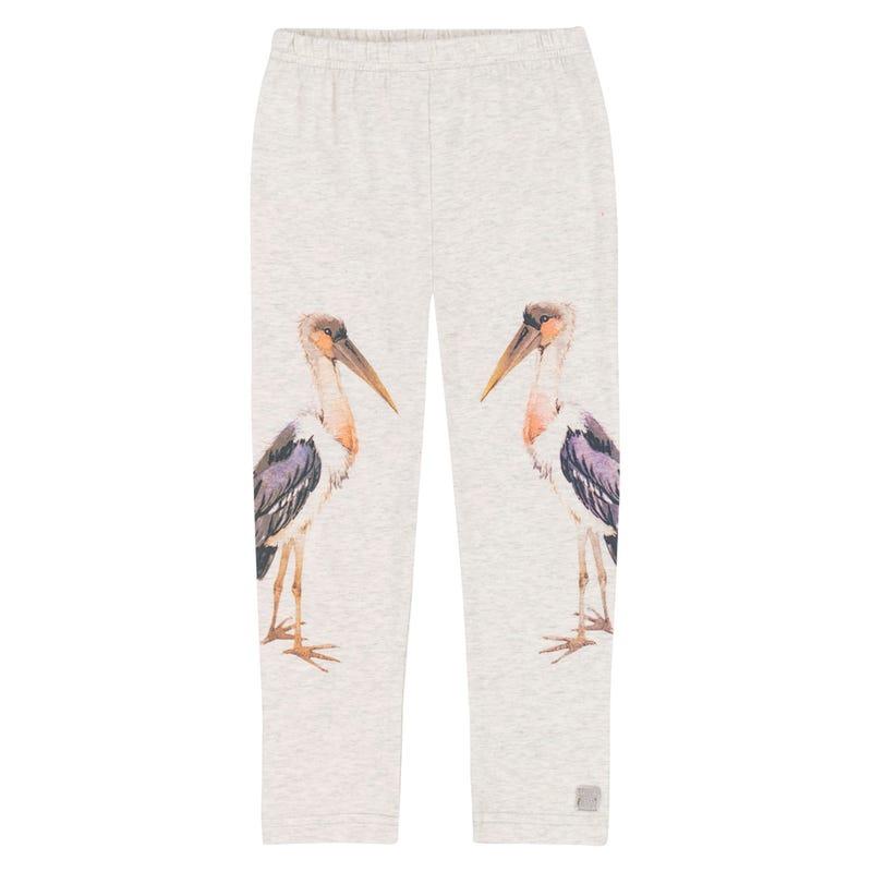 Birds Leggings 3-6y