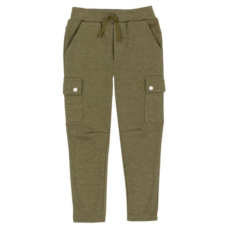 Pantalon Cargo Dino 7-10ans