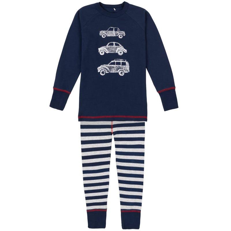 Pyjama Voitures 3-10ans