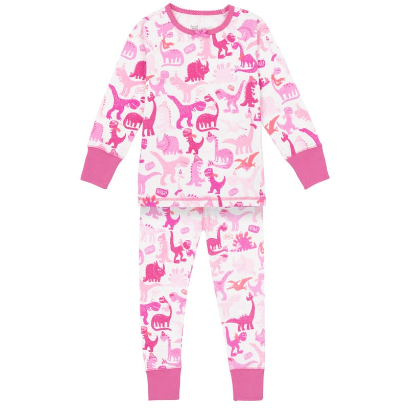Dinos pajamas Set 3-10y