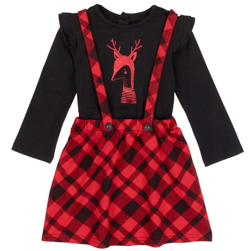Chalet Dress 3-6y