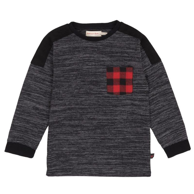 Chalet L/S T-shirt 7-12