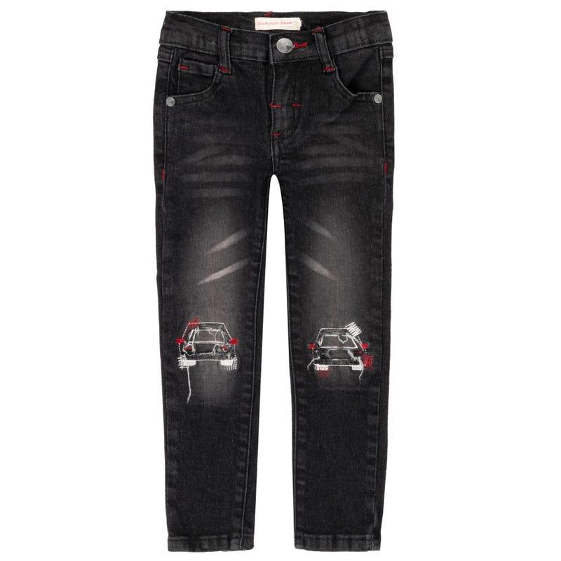 Jeans Course 3-6ans