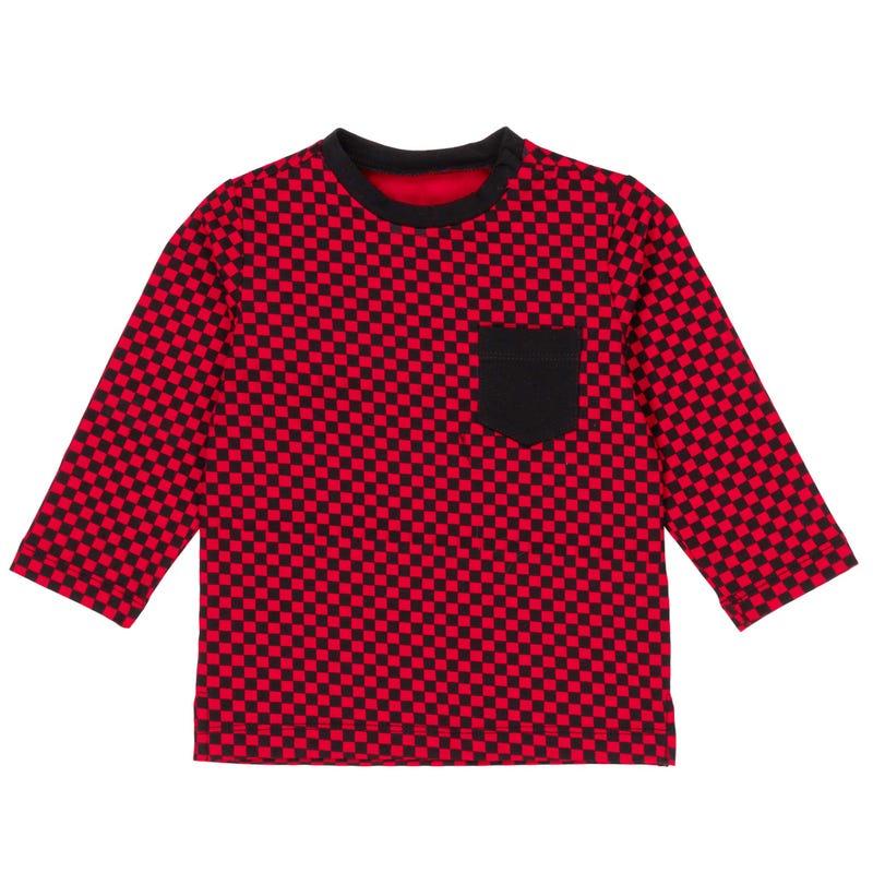 T-Shirt à Manches Longues Course 3-6ans