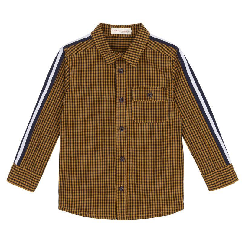 Fox Long Sleeves Shirt 3-6y