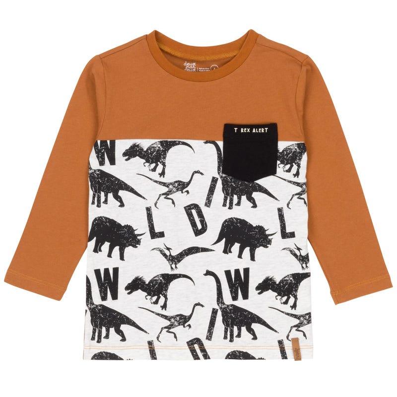 Little Man T-shirt 7-10