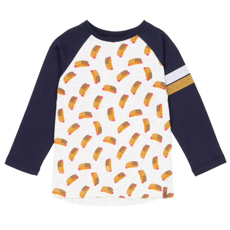 T-shirt Raglan Petit Homme7-10
