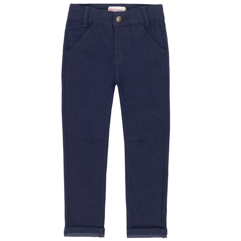 Twill Pants 3-6y