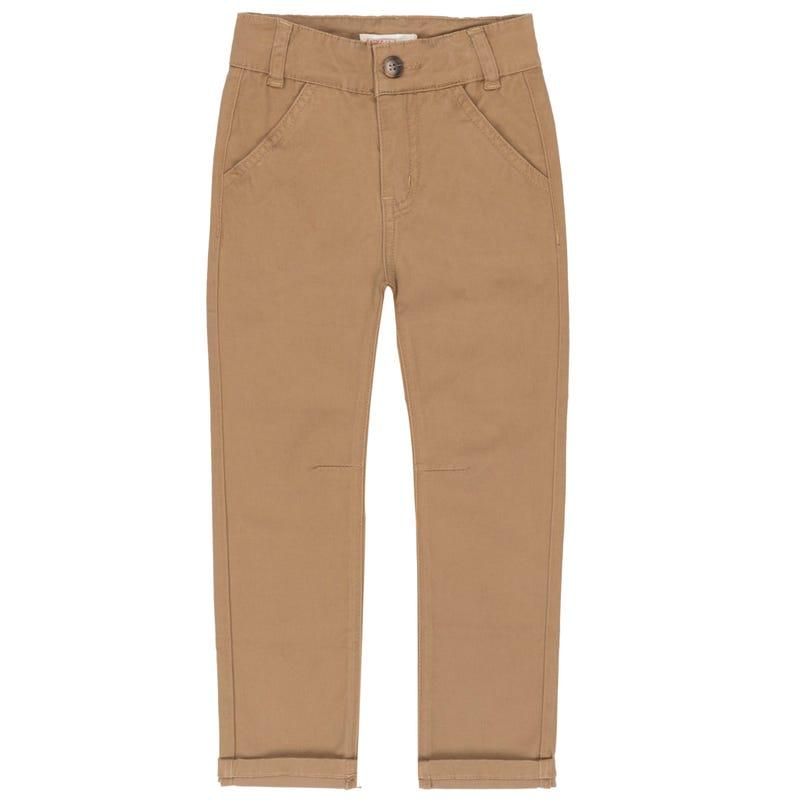 Twill Pants 7-12