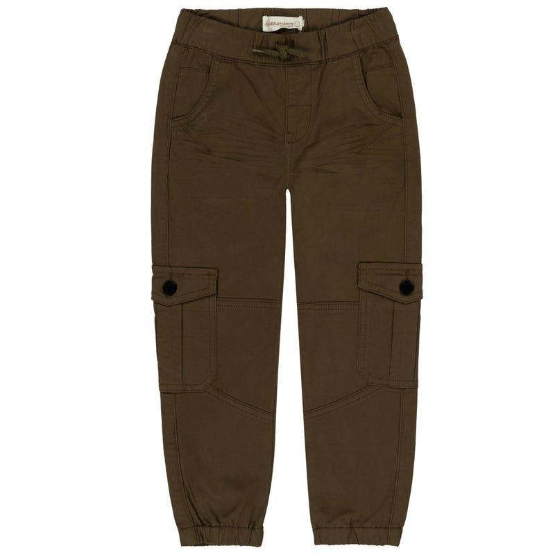 Pantalon Jogger Cargo 3-6ans