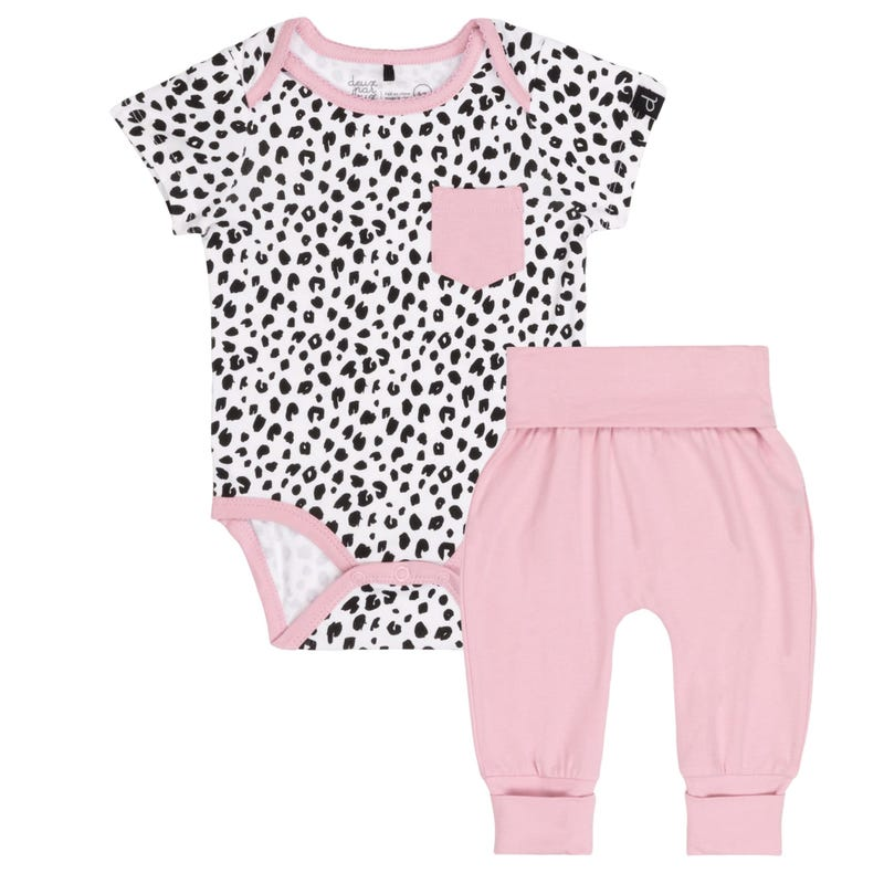 Ensemble Pantalon Tigresse 6-24m