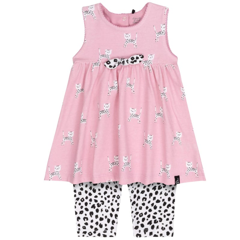 Ensemble Tunique Tigresse 12-24m