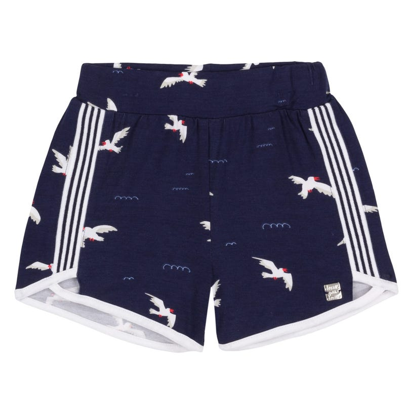 Seagull Shorts with Band 3-6