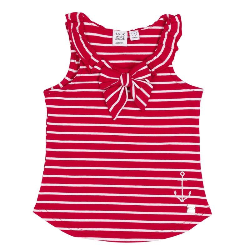 Seagull Striped Camisole 7-10