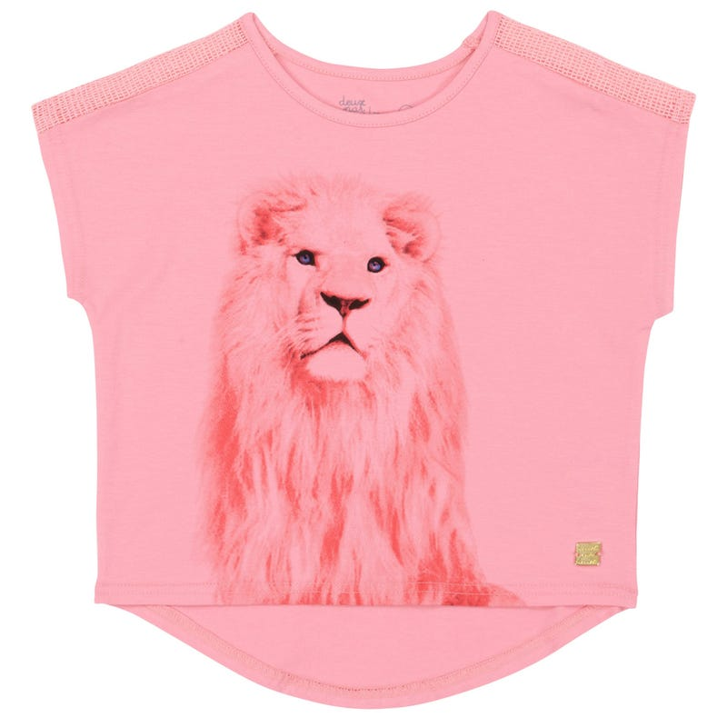 T-Shirt Lion Jungle 7-10