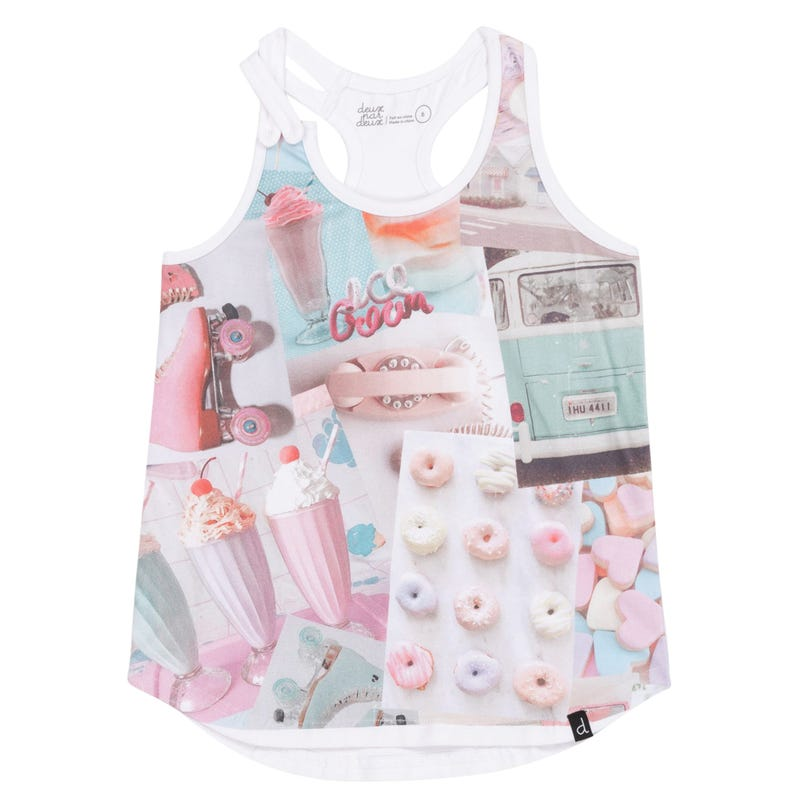 Donuts Camisole 7-10