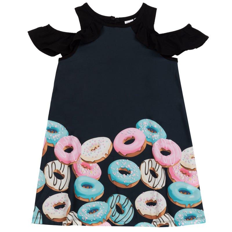 Donuts Dress 3-6