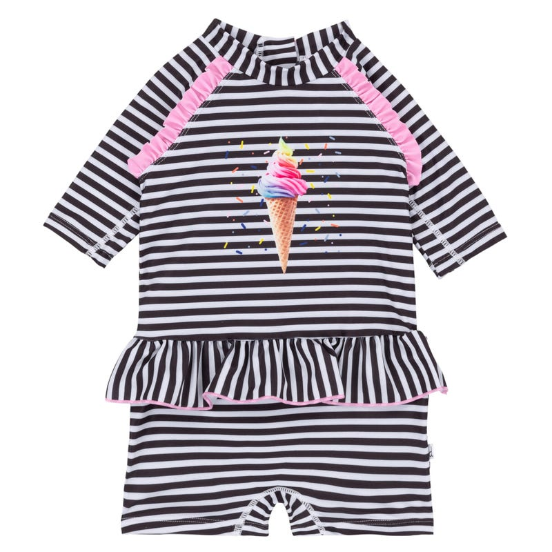 Ice Cream UV Swimsuit 3-24m