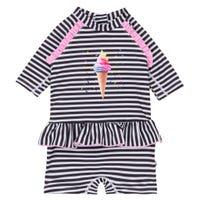 Ice Cream UV Swimsuit 3-24m