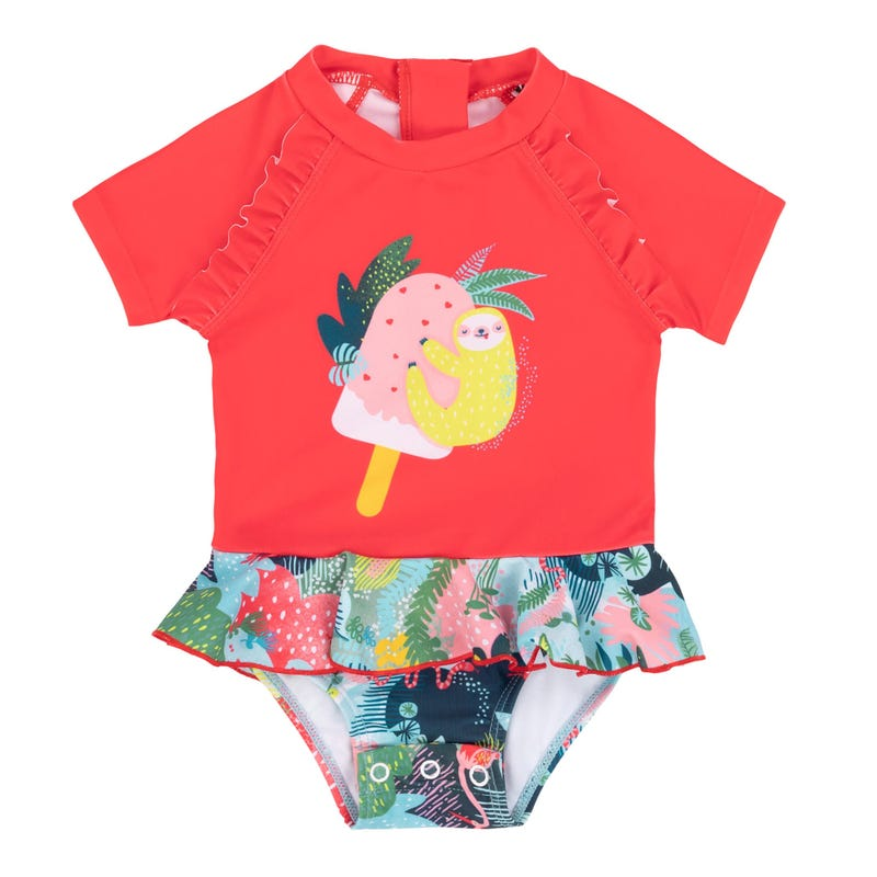 Jungle UV Swimsuit 3-24m