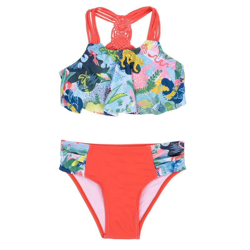 Jungle UV Bikini 7-12