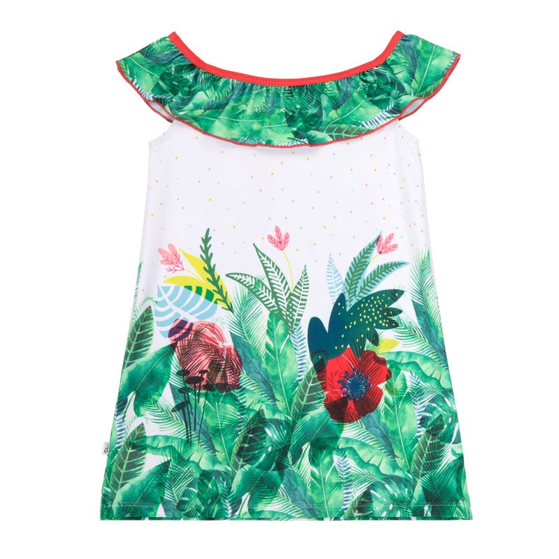 Jungle Beach Dress 2-6